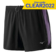 Mizuno Womens Drylite Square 4.0 Shorts AW14